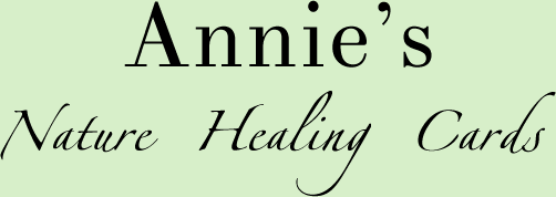 Annie's Nature Healing Cards